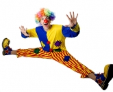 clown-kids-birthday-party-brisbane-gold-coast