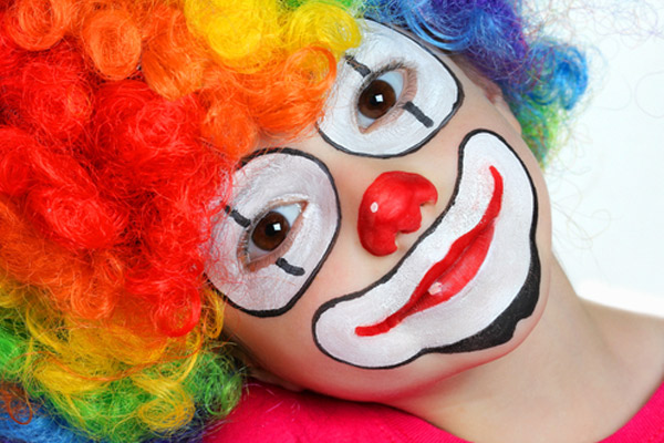 clown-face-painting
