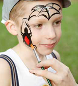 Face Painting Pics