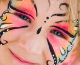 butterfly-face-painter