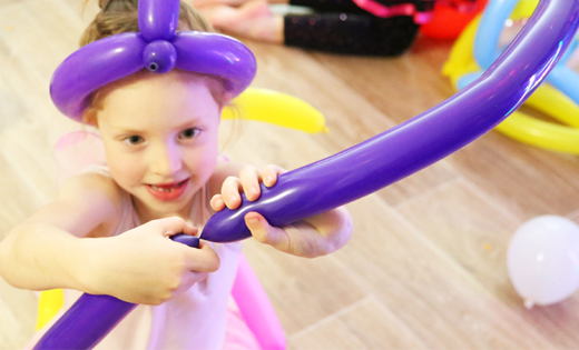 Balloon Twisters Birthday Party Brisbane