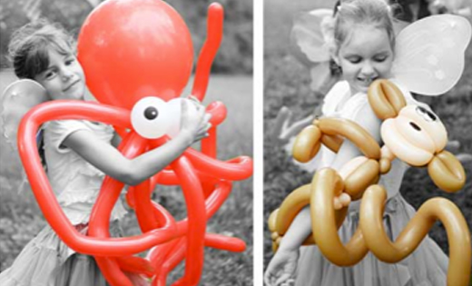 Kids Balloon Twisting