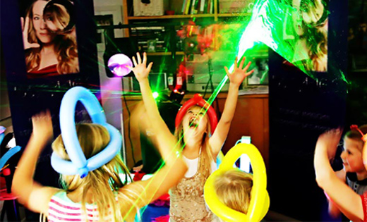 Kids Disco Parties Brisbane