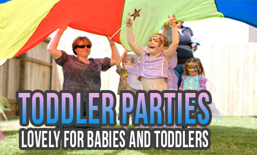 Toddler Parties Brisbane and Gold Coast Super Party Heroes Baby Entertainment