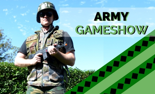 ARMY GAME SHOWS BRISBANE GOLD COAST