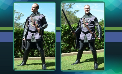 Character-Knight -Game-Shows-Brisbane-Gold-Coast