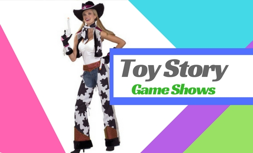 Toy Story Buzz Cowgirl Super Steph Super Party Heroes Brisbane Gold Coast