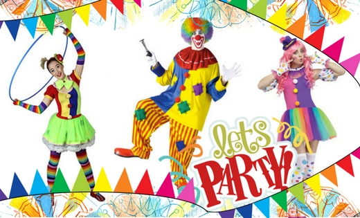 Brisbane Gold Coast Clown Entertainers Children Party Parents