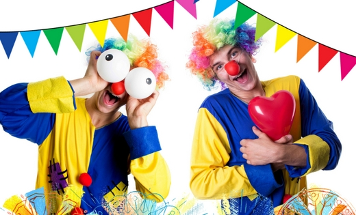 Clown Entertainment Brisbane Gold Coast Super Hero Kids Party Children