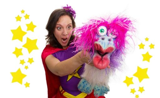 Franki The Fabulous Birthday Party in Brisbane and Gold Coast Children Best Magician