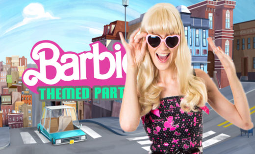 Barbie Kids Party Brisbane Gold Coast Kids Party Super Party Heroes