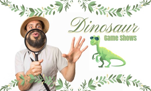 Dinosaur Game Shows Kids Themed Parties Brisbane Gold Coast