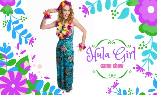 Hula Girl Kids Parties Birthday Game Show Super Party Heroes Brisbane Gold Coast Hawaiian Island