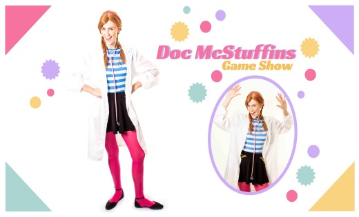 Kids Doc McStuffins Themed Birthday Parties Brisbane and Gold Coast Super Party Heroes