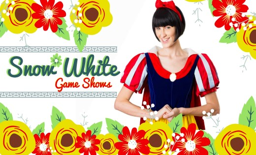 Snow White Game Show Kids Birthday Parties Themed Brisbane Gold Coast Super Party Heroes 1 (Custom)