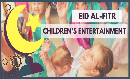 EID AL-FITR Kids Party Entertainment Children Brisbane Gold Coast Super Party Heroes