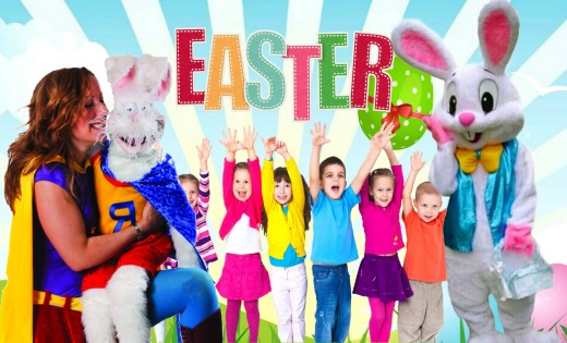 Easter Holiday Incursions for School Events VAcation Care OSHC Corporate Events Brisbane Gold Coast