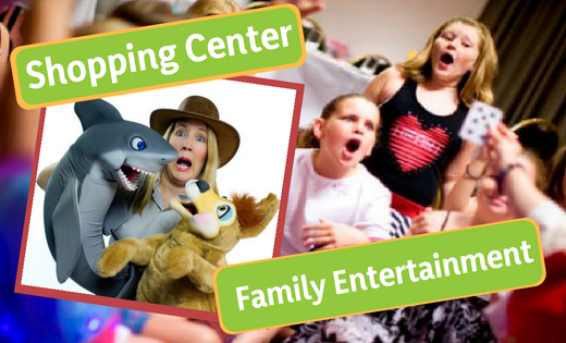 Family and Kids Entertainment for Shopping Centres in Brisbane and Gold Coast Super Party Heroes