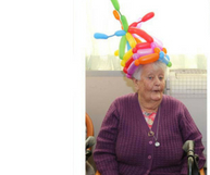 Senior Elderly Entertainment in Nursing Homes Residential Care Home for the Aged