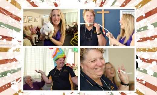 Senior Citizens Residential Home Cares Entertainment Brisbane Gold Coast