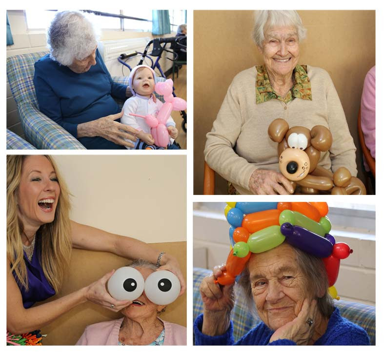 Brisbane Gold Coast Residential Care Homes Entertainment for Elderly Seniors