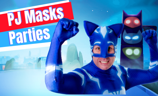 PJ Mask Connor Themed Birthday Parties in Brisbane and Gold Coast Area Entertainment Birthday Party Actor
