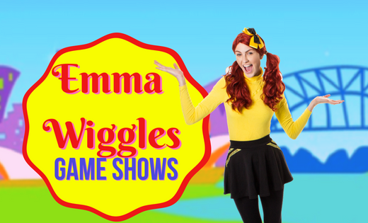 The Wiggles Themed Party in Brisbane and Gold Coast Super Steph and Super Party Heroes Kids Party Entertainment