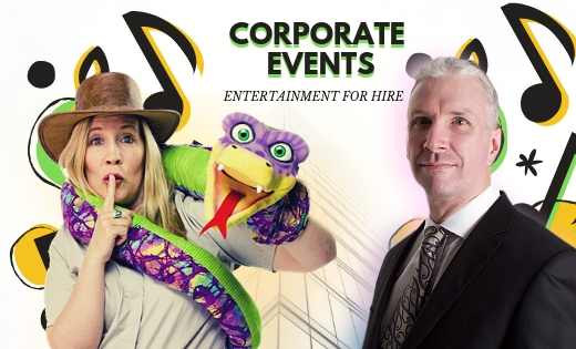 Entertainment for Hire Corporate Events Super Party Heroes Brisbane and Gold Coast Area