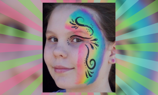Face Painters in Brisbane and on the Gold Coast Fancy Designs Face Painters Glitters Super Party Heroes