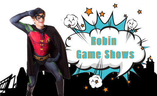 The Boy Wonder Robin Batman Gotham City Birthday Party Entertainment Brisbane Gold Coast