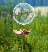 Bubble Party Pics