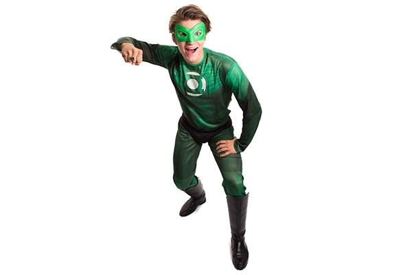 green-lantern-kids-birthday-party-brisbane-gold-coast