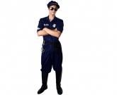 police-man-kids-birthday-party-brisbane-gold-coast