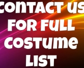 Contact US for More Costumes