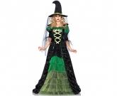 green-witch-kids-party-brisbane