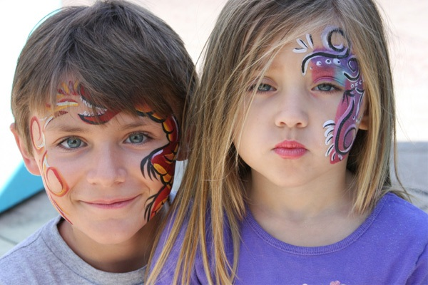 face-painter-brisbane