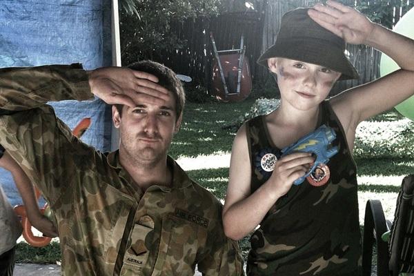 army-birthday-party