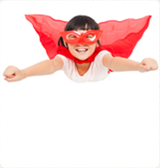 Superhero-magician