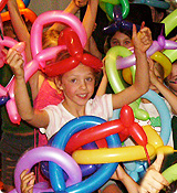 Balloon Twisting Party