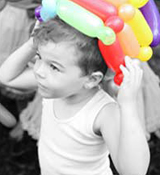 Balloon Twisting Show
