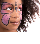Face Painting For Older Girls