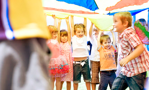 Kids Party Equipment Hire