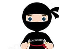 ninja- parties-boys