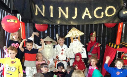 ninjago party