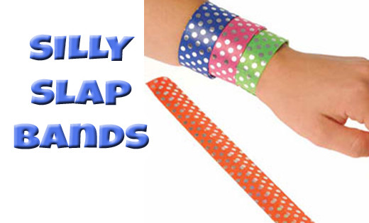 silly slap bands