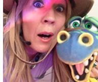 best dinosaur entertainer