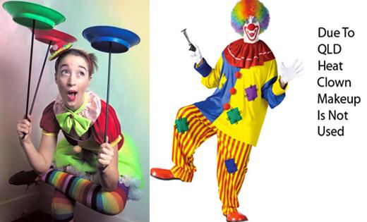 clown birthday party ideas