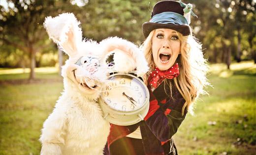 magicians bunny rabbit