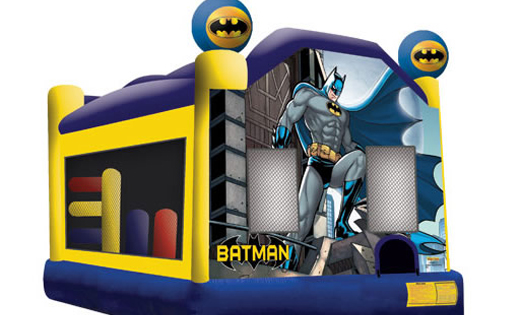 Batman jumping castle