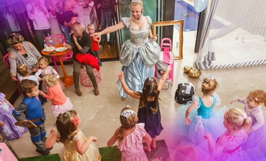 Cinderella-Party-Brisbane-Gold-Coast